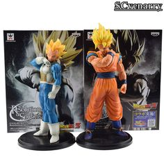Dragon Ball Z Son Goku Vegeta PVC Action Figure Model Toy //Price: $18.00  ✔Free Shipping Worldwide   Tag your friends who would want this!   Insta :- @fandomexpressofficial  fb: fandomexpresscom  twitter : fandomexpress_  #shopping #fandomexpress #fandom
