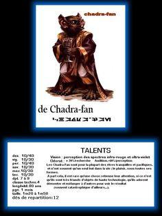 CHADRA FAN