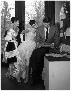Hubert-de-Givenchy born 1927 en Beauvais (Francia)
