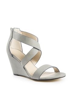 Cross Over Wedges Wedges, Clothing, Shoes, Women, Fashion, Outfits, Moda, Zapatos, Shoes Outlet