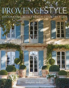 French Country Exterior, French Country Cottage, French Countryside, French Country Style, French Farmhouse, Country Charm, Rustic Charm, French Style Homes, Farmhouse Renovation