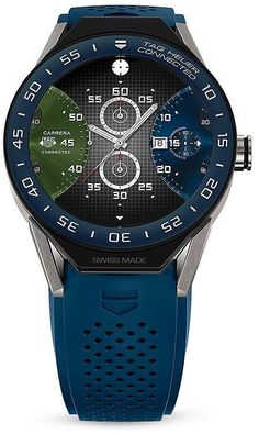 Tag Heuer Connected Modular Smartwatch, 45mm