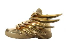 "Jeremy Scott x adidas Originals ""Wings 3.0"" Release"