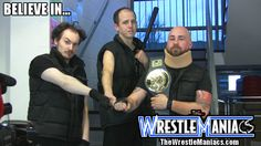 Believe in The WrestleManiacs!  The WrestleManiacs is a brand new scripted comedy web series about 3 WWE fans and their new roommate!  www.youtube.com/TeamFilmIt www.TheWrestleManiacs.com