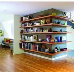Trendy Home Living Room Design Shelves Ideas Living Room Grey, Home Living Room, Living Room Decor, Bedroom Decor, Wall Decor, Decor Room, Apartment Living, Cozy Living, Small Living