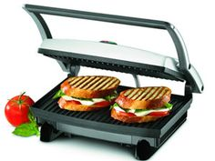 Panini machine. May sound silly, but it can really make a sandwich a lot better! Thus improving the quality of my life.
