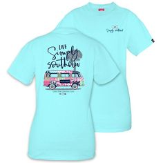 c9838590 Live Simply Southern Simply Southern Tees, Southern Women, Preppy Southern,  Southern Prep,