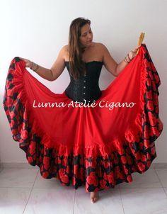 India Fashion, Ethnic Fashion, Modest Dresses, Strapless Dress, Cute Dance Costumes, Flamenco Skirt, Flamingo Dress, Indian Look, Brown Eyed Girls