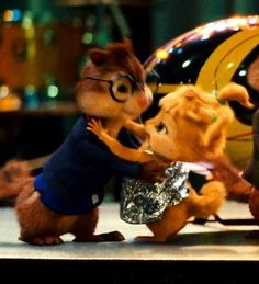 are the chipmunks dating the chipettes