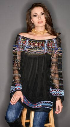 Vintage Collection Fall 2015 Hopi Tunic http://www.cowgirlkim.com/vintage-collection-fall-2015-hopi-tunic.html