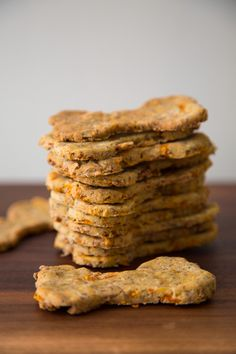 Breakfast Dog Biscuits