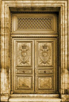"""""""Old Renaissance Doorway"""" print by Suzanne Powers, starting at $22.00"""