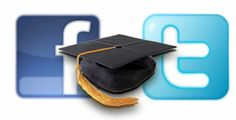 How To Use Facebook And Twitter For Education
