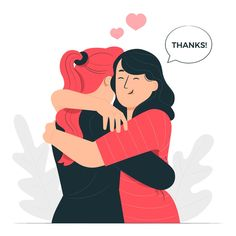 Super thank you concept illustration | Free Vector #Freepik #freevector #people Illustration Amis, Friends Illustration, People Illustration, Business Illustration, Best Friend Hug, Friends Hugging, Presentation Design Template, Vector Photo, Colorful Drawings