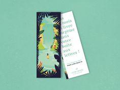 Summer Bookmark