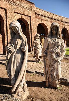 Cementerio General. Chile.