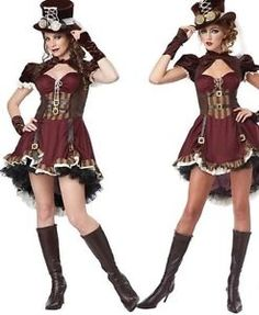 """steampunk """"costumes"""" to go with tiny top hat - Google Search"""