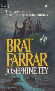 Josephine Tey - Brat Farrar