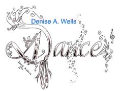 Another new design for 2011 - Dance Tattoo including a flower, musical notes, star tattoos and ballet slippers....dedicated to those who have a passion for dance....    ♪♫•*¨*•.¸¸♥ ¸¸.•*¨*•♫♪♪♫•*¨*•.¸¸♥ ¸¸.•*¨*•♫♪♪♫•*¨*•.¸¸♥ ¸¸.•*¨*•♫♪  The BEST Female  Looking For Your Dream Tattoo Design?  Look No Further!