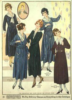 1918-19 Simpsons Fall/Winter catalog