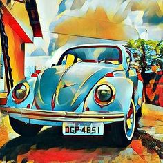 volkswagen classic cars d Volkswagen New Beetle, Beetle Car, Volkswagen Golf, Beetle Drawing, Kdf Wagen, Beetle Convertible, Car Drawings, Small Cars, Car Wallpapers