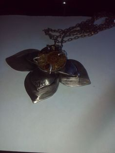 pendent silver 925 with ammonite    https://www.etsy.com/ru/shop/PUTINS/items