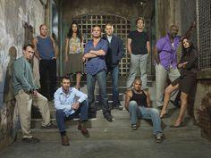 .Prison Break cast