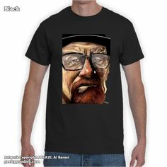 We are very proud to announce a new partnership with Abarazi, a local artist and a new shirt featuring his awesome arwork inspired by Walter White's alter-ego on the TV Show Breaking Bad >>  Check it out: https://www.geekygoodies.com/product-page/heisenberg-men-s-t-shirt  #Tshirt #Geek #GeekyShirt #BreakingBad #Heisenberg #artist #SupportArtists #GeekyGoodies #shirts