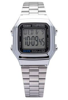 a7ef1e14ab2 Add more sophistication to your look using this Digital Watch from Casio!  More at http