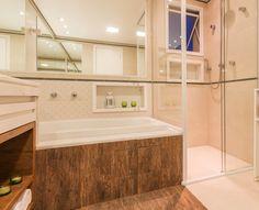 Apartamento Chef de Cozinha Banheiro Projeto - Enzo Sobocinski Arquitetura