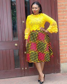 Try out this amazing beautiful Ankara dress we have for you ,This specially Ankara dress we selected for you will make you look Fabulous and stand out in any Occasion or Event ,you Lady of styles attend. African Fashion Ankara, Latest African Fashion Dresses, African Dresses For Women, African Print Fashion, Africa Fashion, African Attire, African Women, African Print Skirt, African Print Dresses
