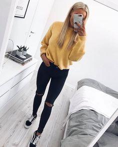 1001 id es pour la meilleure tenue pour la rentr e mode pinterest tenues du quotidien. Black Bedroom Furniture Sets. Home Design Ideas