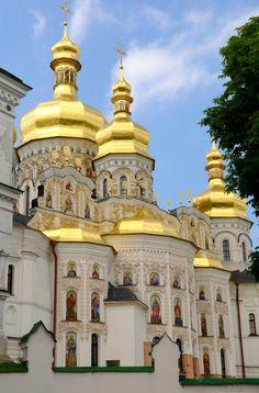 ensemble monumental de la Laure de Petchersk à Kiev
