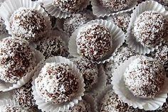 Figové guľky - recept   Varecha.sk Krispie Treats, Rice Krispies, Rum, Muffin, Xmas, Vegan, Cooking, Breakfast, Sweet