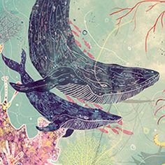 Illustrations by Svabhu Kohli Celebrate the Splendor of the Natural World via @brwnpaperbag