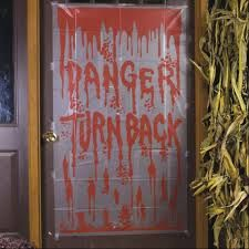 1000 images about halloween doors on pinterest puertas - Puertas decoradas halloween ...