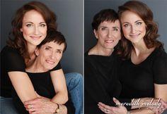 Little Rock Photographer - Mother Daughter Portraits