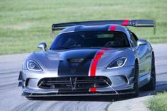 Unveiled today in a press release is the 2016 Dodge Viper ACR. According to the release, this is the fastest street-legal Viper track car ever created. Dodge Challenger, New Dodge Viper, Dodge Ramcharger, Dodge Daytona, Dodge Caliber, Dodge Avenger, Dodge Power Wagon, Dodge Journey, Dodge Coronet
