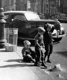 New York 1940s Photo: Rebecca Lepkoff
