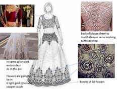 Bespoke custom made bridal lehengas  For any inquiries Please email : nivetasfashion@gmail.com . We Ship Worldwide We are Located in jalandhar Punjab  To book your order please email : nivetasfashion@gmail.com  #indianwear #bridalwear #bollywood #fashionista  #indianbride #desicouture #salwarkameez #indianfashion #designerwear #exclusive #desifashion #anarkali #lehengas #weddingsutra #indianwedding  #indianweddingbuzz #kundan #bollywoodfashion #asianwedding #pakifashion #traditionalwear…