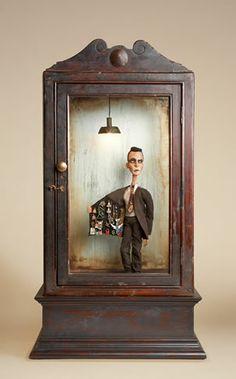 Tom Haney | Atlanta Artist | Automata, Kinetic Art, Creative Sculpture
