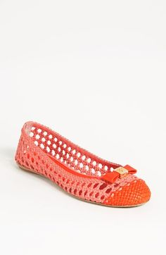 Tory Burch 'Carlyle' Flat available at #Nordstrom