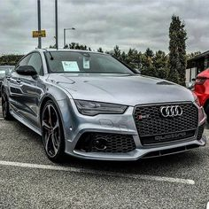 #Audi #RS7 #Sportback - -
