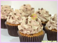 Sugar Mur: Cupcakes Chocolate Cookies