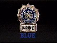 A guide listing the titles and air dates for episodes of the TV series NYPD Blue. List Of Tv Shows, Great Tv Shows, Movies And Tv Shows, Jimmy Smits, Police Shield, Nypd Blue, One Liner, Me Tv, Favorite Tv Shows