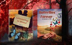 """Vielleicht schläft sie nur? Bitte wach auf!   Eine Liebesgeschichte, die mitten ins Herz trifft.   Bestseller in """"Trauer"""" 2017  Auch in englischer Sprache! Love Story, Butterfly, Cover, Books, You're Welcome, English Language, Romance Books, Grief, Authors"""