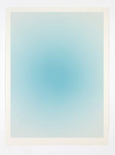 vjeranski:  Macarena Ruiz-Tagle Atmosphere Serie Arylic on paper