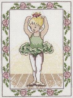 Ballerina Green 1/5