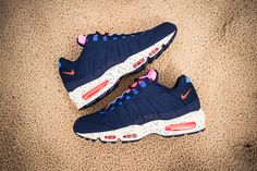 Nike Air Max '95 - Beaches of Rio - Sneaker Politics