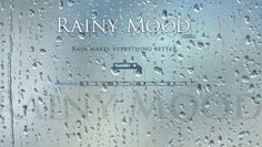 Rainy Mood -  website so you can just simply listen to the sound of rain <3